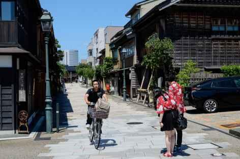 Quartier préservé de Nagamachi, Kanazawa - Japon -