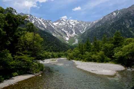 Vallée de Kamikochi, Alpes Japonaises - Japon -