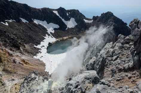 Cratère du volcan Yakedake (2455 m) - Japon -