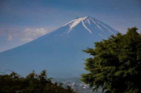 Mont Fuji (3776 m), toit du Japon -