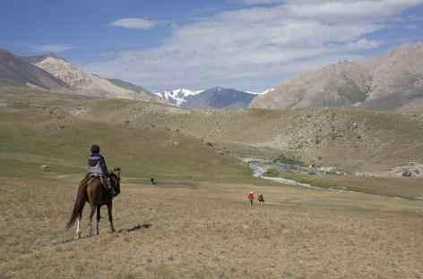 Jeune cavalier - Kirghizie -