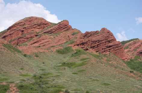Vallée des contes de fée - Kirghizie -