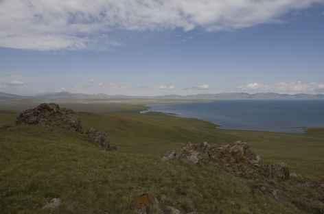 Lac Song Kul - Kirghizie -