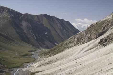 Vallée des Tian Shan - Kirghizie -
