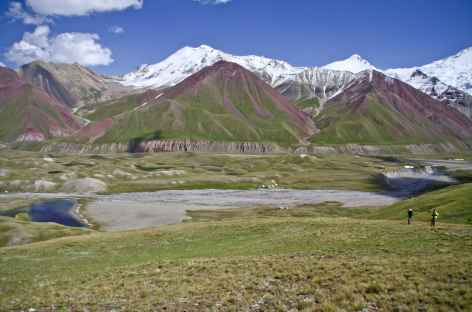 Pamir Kirghize - Kirghizie -