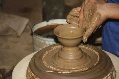 Artisan potier - Ouzbékistan -