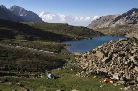 Pamir et lacs Kochkol - Kirghizie -