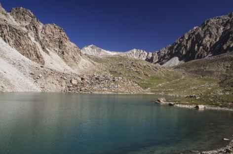 Lacs Kochkol - Kirghizie -