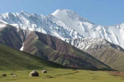 Le Pamir coloré - Kirghizie -