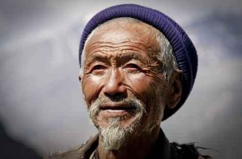 Sourire d'altitude - Kirghizie -