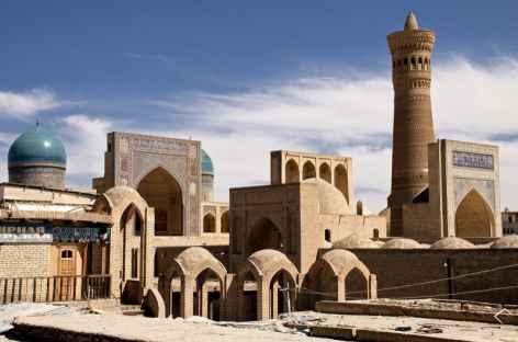 Complexe de Boukhara -