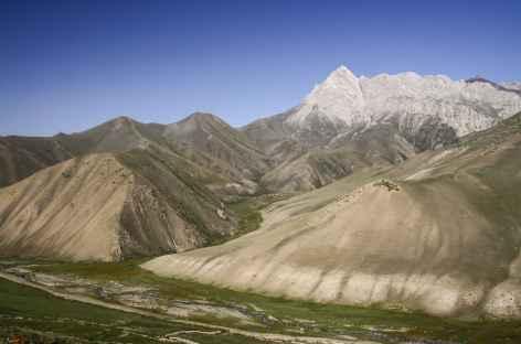 Vallon de Kalakabak - Kirghizie -