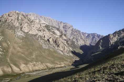 Gorge de la Kalakabak - Kirghizie -