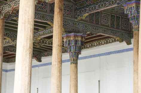 Palais Khoudayorkhan à Ferghana - Ouzbekistan -