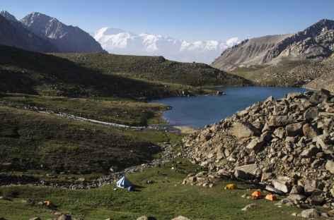 Lacs Kochkol et Pamir - Kirghizie -