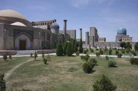 Samarcande - Ouzbékistan -