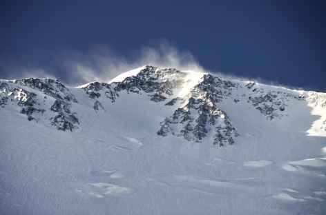 Sommet du Pic Lenine - Kirghizie -