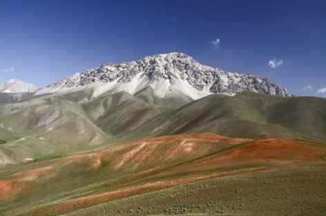 Entre Sary Mogol et Karakabak - Kirghizie -