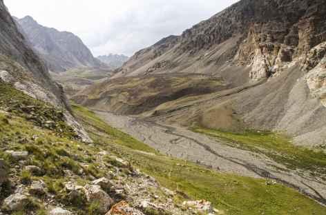 Vallée de Sary Mogol - Kirghizie -