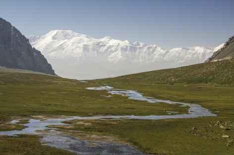 Vallée de Kochkol - Kirghizie -