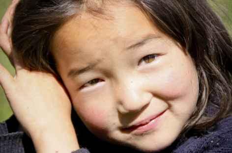 Enfant du Pamir- Kirghizie -