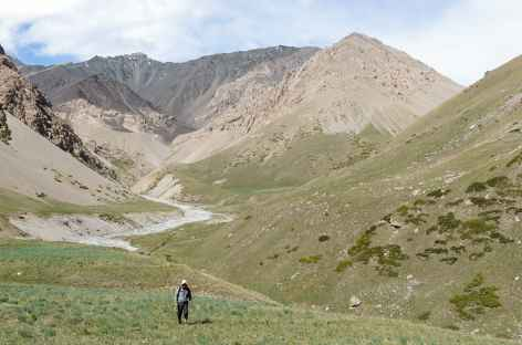 Plateau de Euthok - Kirghizie -