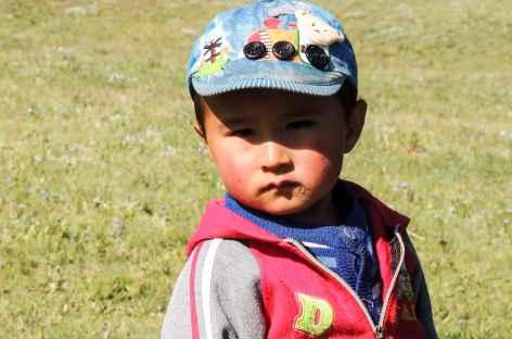 Petit Lou des Alpages - Kirghizie -