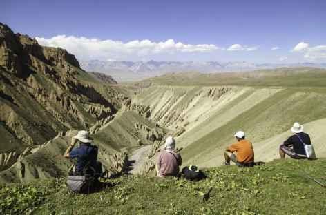 Canyon Ming Jar - Kirghizie -