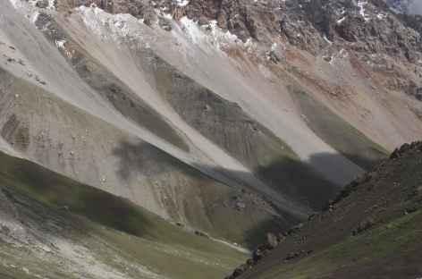 Vallon de Sary Mogol - Kirghizie -