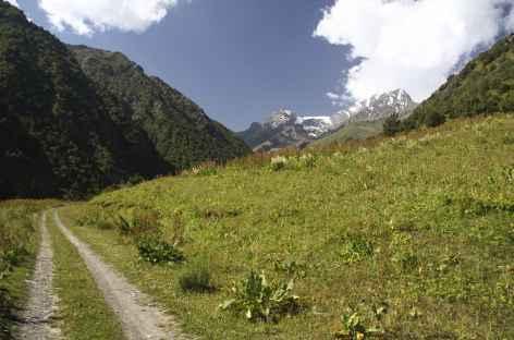 Vallon de Sary Bel - Kirghizie -