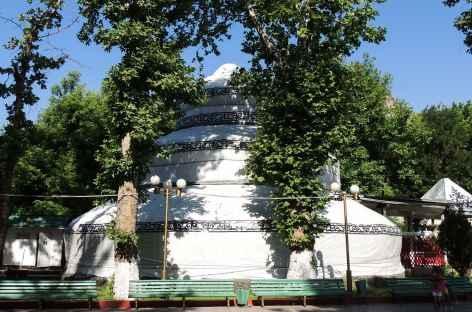 Musée ethnographique à Osh - Kirghizie -