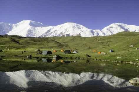 Camp de Katabechik - Kirghizie -