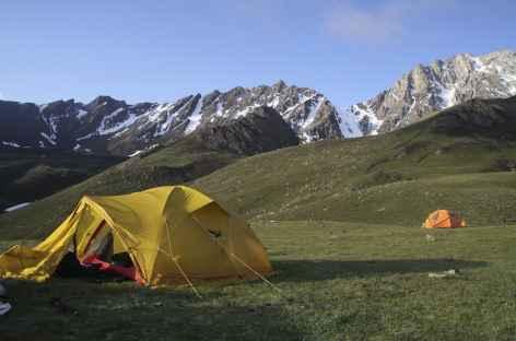 Vallon de Sary Mogol nord - Kirghizie -