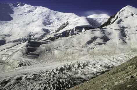 Au dessus du camp I - Kirghizie -