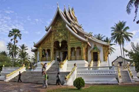 Un temple du palais Royal de Luang Prabang - Laos -