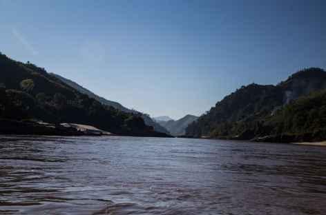 Entre Houey Xai et Pakbeng - Laos -