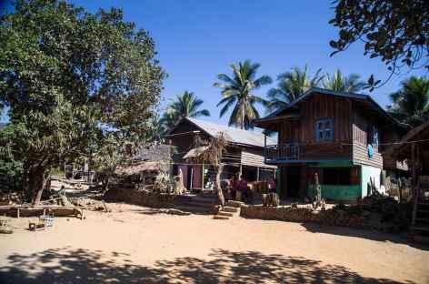 Entre Pakbeng et Luang Prabang - Laos -