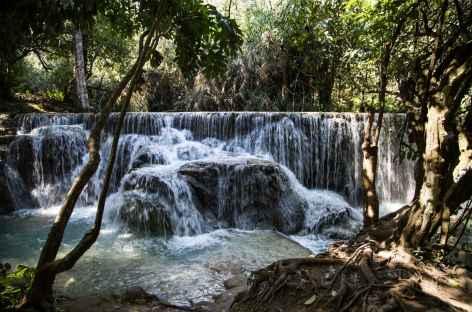 Chutes de Kuang Si - Laos -