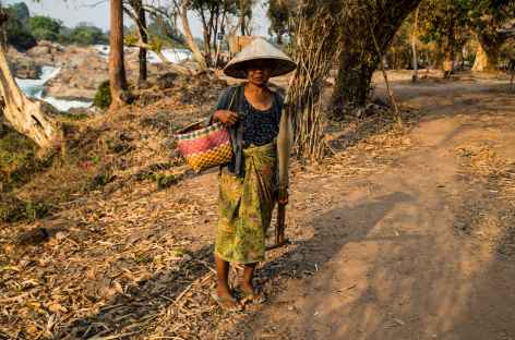 Les 4000 iles Laos -