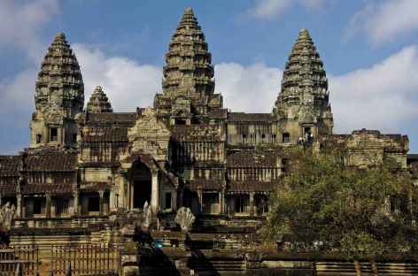 Angkor Vat, le chef d'oeuvre d'Angkor - Cambodge -