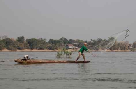 Navigation vers les 4000 îles - Laos -