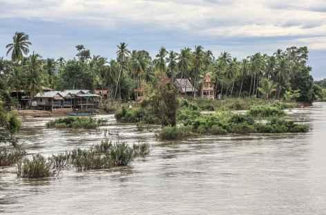Sur les 4000 îles - Laos -