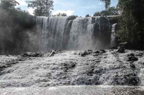 Cascade dans les Ratanakiri autour de Banlung - Cambodge -