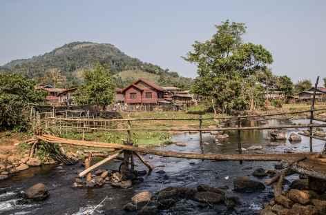 Balade sur le plateau des Bolovens - Laos -