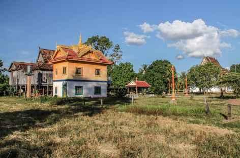 Balade sur l'île de Koh Trong - Cambodge -