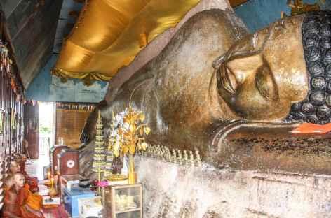 Temple sur la colline Phnom Kulen - Cambodge -