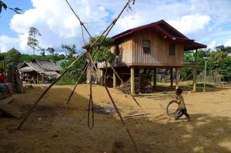 Le village Akha de Ban Nam Taleng - Laos -
