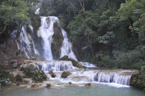Les chutes de Kuang Si - Laos -
