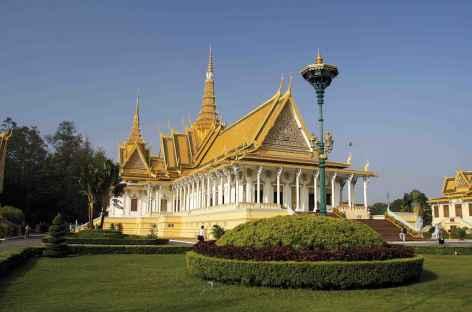 Le palais Royal de Phnom Penh - Cambodge -