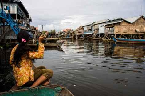 Lac Tonle Sap - Cambodge -
